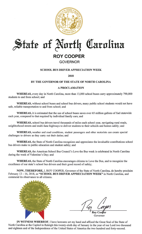 nc school bus safety web Bus Vehicle Inspection Form nc loves the bus