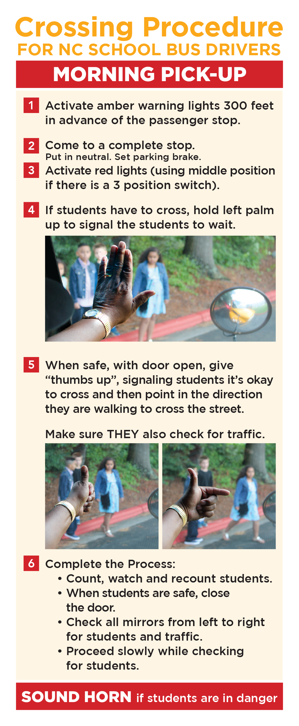 Safety Lessons